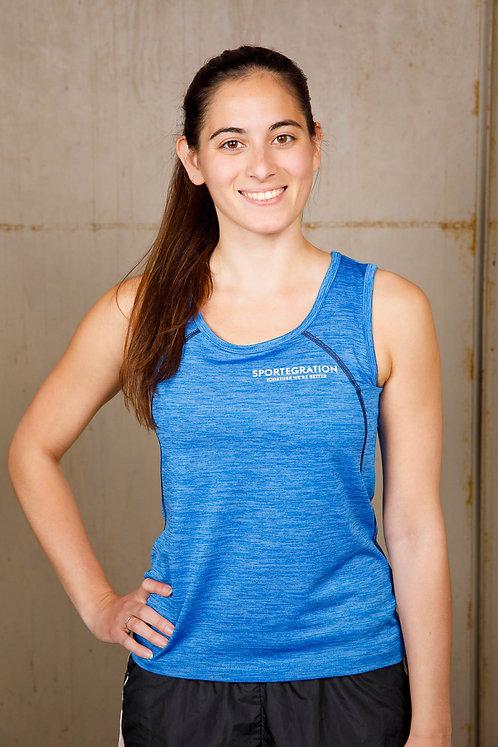 Sportegration Funktionsshirt ärmellos |  Frauen