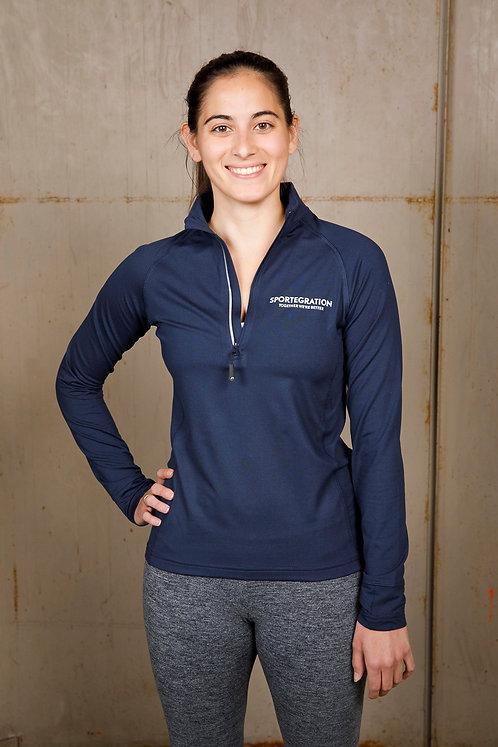 Sportegration Langarm Sportshirt  |  Frauen
