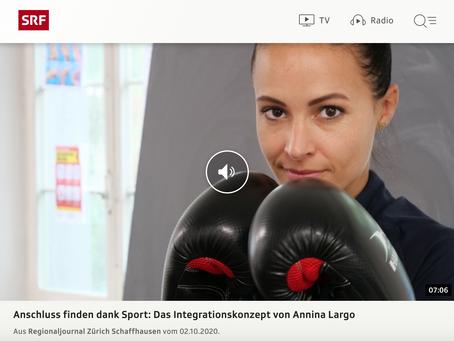 Das SRF berichtet über Sportegration!