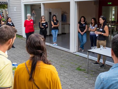 Motiviert, flexibel und voll engagiert: unsere Freiwilligen