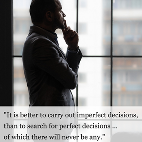 decision = consequences
