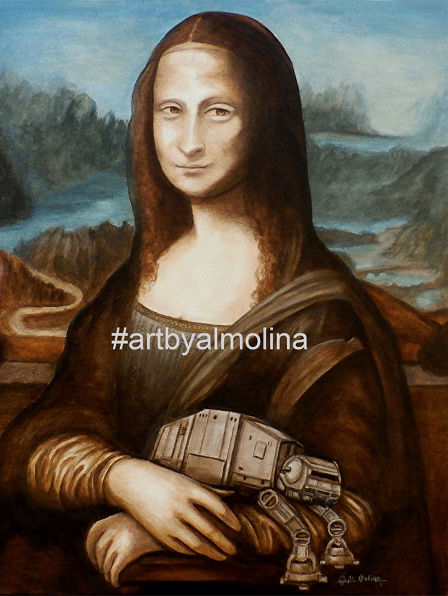 Mona Lisa what you smiling at-Watermark.