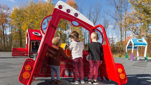 Miracle Recreation Mini City Truck