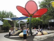 USA Shade Flower Shade or Butterfly Wings