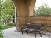 Wabash Valley Estate Bench