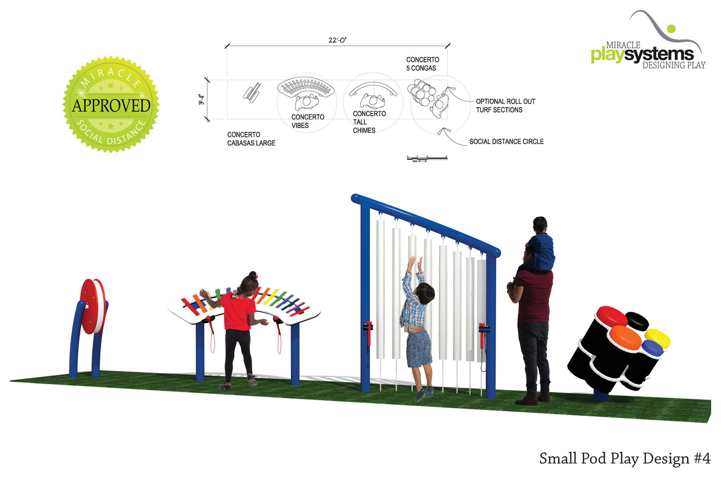 Small Pod Play Design #4