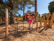 Norna Playgrounds Vertical Climbing Net