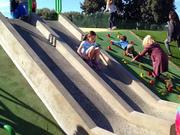 UPC Parks Embankment Slide