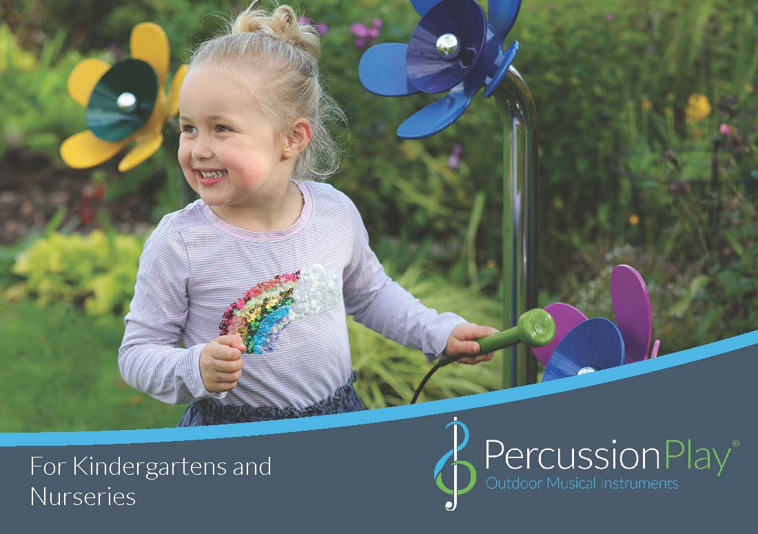Percussion Play Kindergartens and Nurseries Brochure