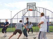HAGS Arena Basketball