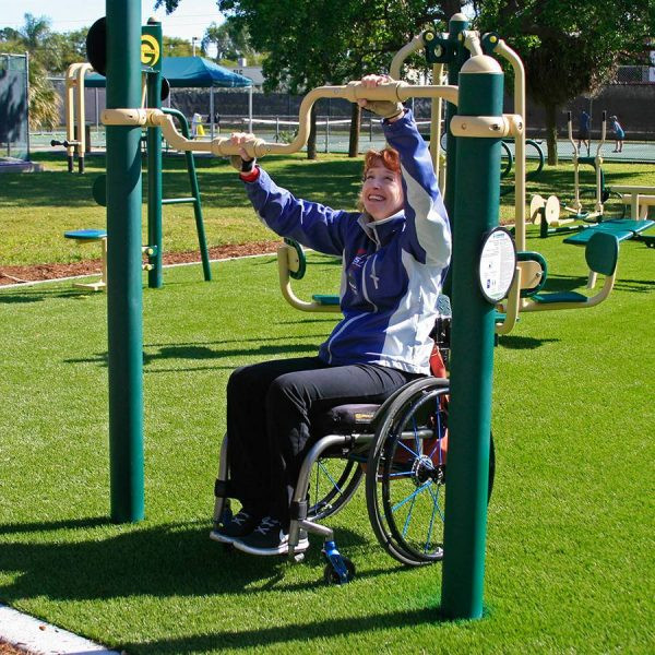 Greenfields Wheelchair Accessible Hand Cycle