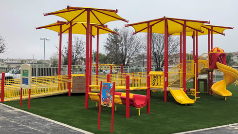 Brentwood Unified School District School Age Playground