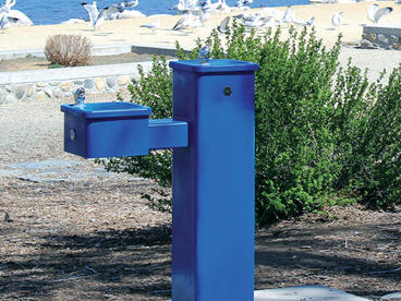 HAWS Outdoor Drinking Fountain