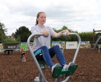 Greenfields Rower