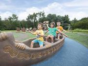 UPC Parks Canoe