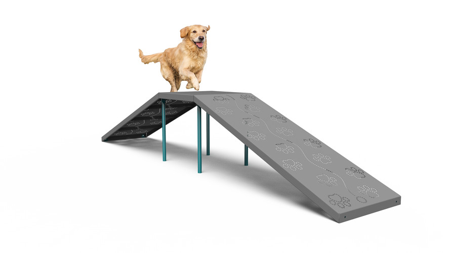 MREC Dog Walk Ramp