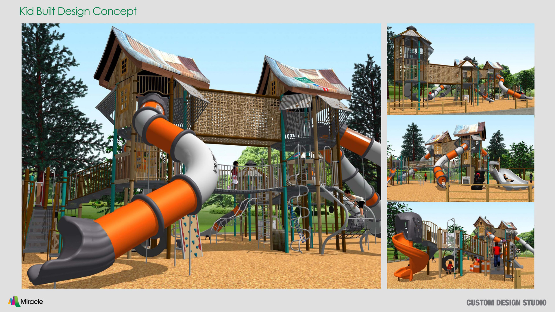 Miracle Playsystems