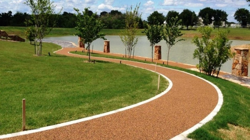 Permeable Trail Surfacing