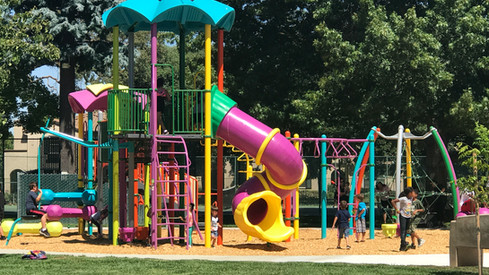 Folks Park School Age Playground