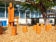 Norna Playground Fairytale Chair