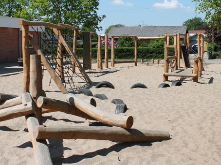 Playgrounds to Inspire the Next American Ninja Warrior