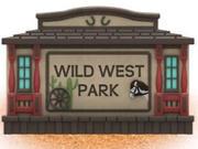 Wild West Park Sign