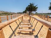 Norna Playgrounds Beam Bridge