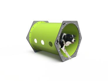 MREC Dog Crawl Tunnel