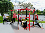 MREC Fitness Station