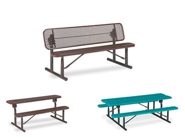 Wabash Valley Bench Table Combo