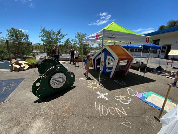 Burbank Preschool Build