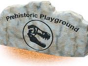 UPC Parks - Dino Sign