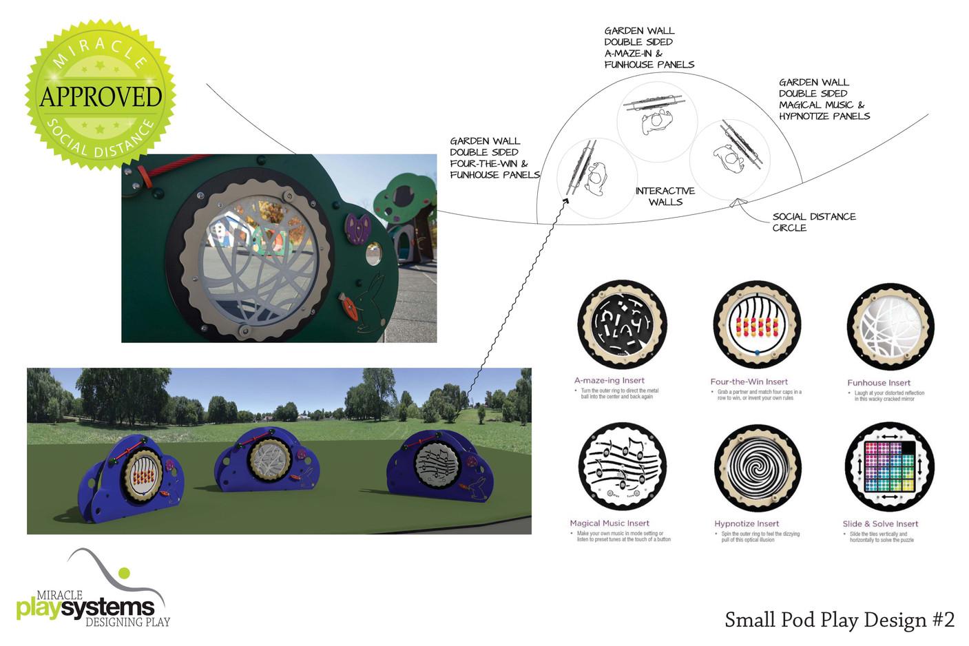 Small Pod Play Design #2