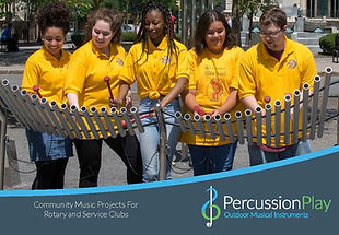 Community Music Projects for Rotary and