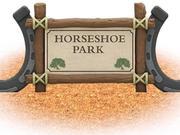 UPC Parks - Horseshoe Sign