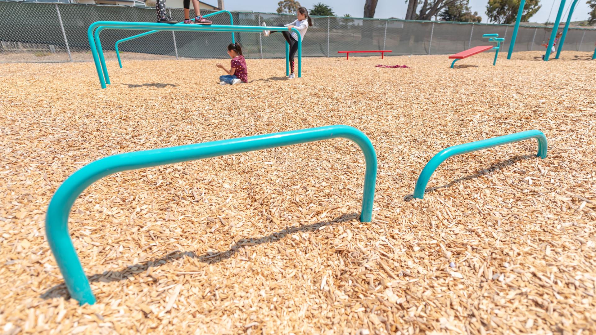 Engineered Wood Fiber Playground Surfacing from Jet Mulch