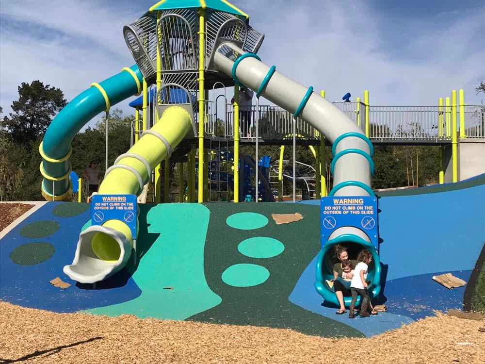 Sinsheimer Park School Age Playground
