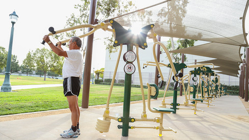 Greenfields Accessible Senior Fitness
