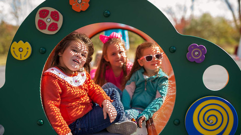 Miracle Recreation Mini City Garden Crawl Tunnel