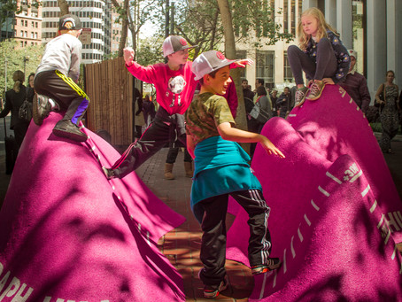 Creating Playful Places