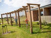 Norna Playgrounds Pergola