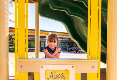 Alex's Lemonade Stand Play Panel