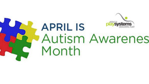 Autism Awareness In Our Playgrounds