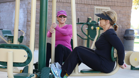 Greenfields Senior Fitness