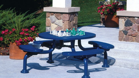 Wabash Valley Specialty Game Table