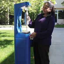 HAWS Bottle Refill Station