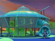 UFO Spaceship Theme