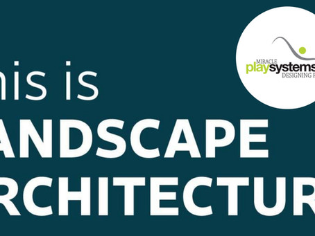 This is Landscape Architecture