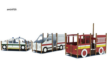 Firetruck and Police Car Theme