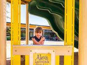 Alex's Lemonade Stand Panel